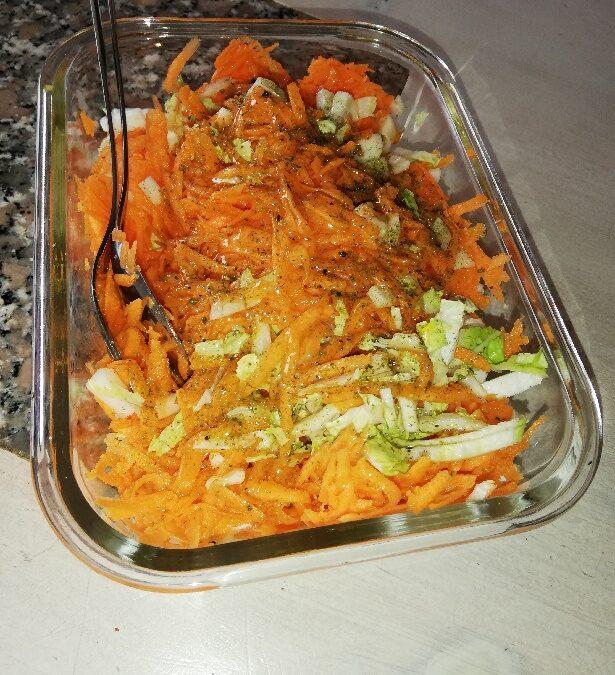 Talven salaatti